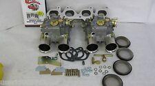 VW  TWIN GENUINE  WEBER  45 DCOE CONVERSION ~ 16V ENGINE GOLF  JETTA SCIROCCO