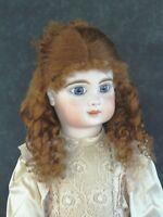 Perruque de poupée - Taille 2 à 6 (20 à 27 cm) - 100% MOHAIR - Doll Wigs