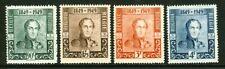 Belgien 841-844: 100 Jahre Belgische Briefmarken, postfrisch