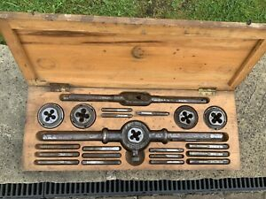 Whitworth Tap and Die Set
