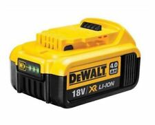 NEW Genuine Dewalt DCB182 18v 4.0Ah XR Li-Ion 4ah Lithium Slide Battery 4000mah