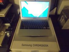 "Samsung Chromebook 11.6"" Laptop XE303C12 2 GIG RAM 16 GIG HD"