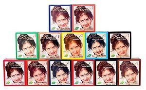 Herbul Henna Color Hair Dye 60 gm (6 x 10 g)