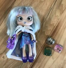Shopkins Shoppies Doll Gemma Stone with Exclusive Gem stones
