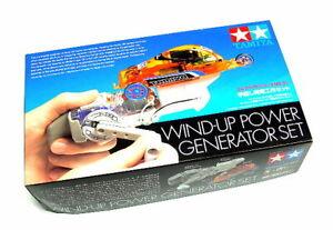 Tamiya Dynamic Model Educational Wind-up Power Generator Set 75025