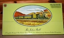 Bachman JOHN BULL H.O. Scale Electric Train Set w/Track & Power Pack
