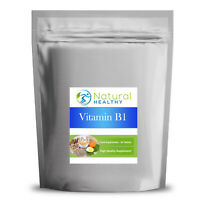 30 Vitamin B1 100mg Tablets - UK Made High Quality Sport Supplement