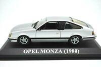 Model Car Opel Monza Scale 1/43 diecast IXO modellcar Static Used Modell