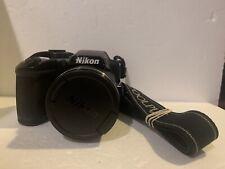 Nikon Coolpix B500 16MP HD 1080p Camera Black 40x W/ 64gb SD Memory Card & Bag