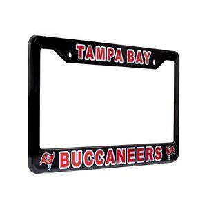 Tampa Bay Buccaneers Black & Red License Plate Frame Cover - EliteAuto3K