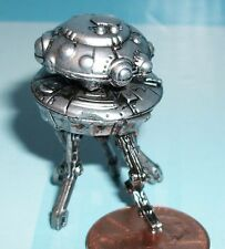 STAR WARS MICRO MACHINES HUNTER KILLER PROBOT PEWTER COLOR