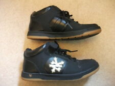 Zoo York Ladies High Top Black Trainers, Size 6, Only worn 4 or 5 times