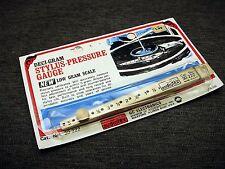 Vintage Audiotex Deci Gram Turntable Stylus Pressure Gauge Low Gram Model