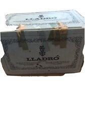 Vintage Original Lladro Box Only
