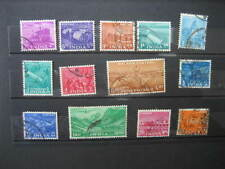 INDIA 1955 SELECTION OF 5 YEAR PLAN STAMPS GOOD USED BETWEEN SG 354 &371