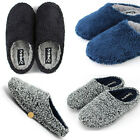 1 Pair New Men Mens Anti-slip Shoes Soft Warm Cotton House Indoor Slippers Shoes