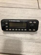 Motorola Mcs2000 Flashport Control Head Model Ii 2 Radio