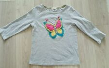 Mini Boden Girls' 3/4 Sleeve Sleeve 100% Cotton T-Shirts & Tops (2-16 Years)