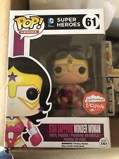 Funko Pop - Star Sapphire Wonder Woman - Fugitive - Non-Metallic Version
