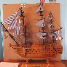 "H-M-S Victory, 15 1/2"", The Heritage Mint Ltd Tall Ships of the World Collection"