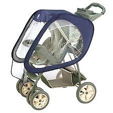 BRAND NEW Pushchair Pram Stroller Buggy Baby Seat Raincover