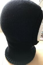Mens Fun / Party Night Sparkly Black D.K  Balaclava Hand Made