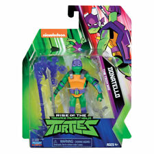Rise of The Teenage Mutant Ninja Turtles Basic Action Figure Baron Draxum -