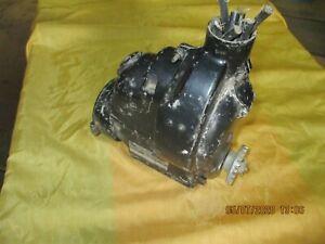 vintage 1940  pratt @ whitney 9 cylinder radial engine magneto