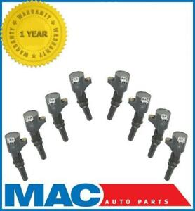 FORD 97-09 LINCOLN 98-09 MERCURY 98-09 Set of 8pc Ignition Coil Kit
