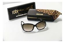 ROBERTO CAVALLIER SUNGLASSES BRAND NEW. MADE IN ITALY. WITH CASE AND CLOTH.