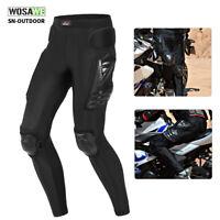 Herren Motorradhose Armoured Schutz Biker lange Hose Protektoren  Atmungsaktiv