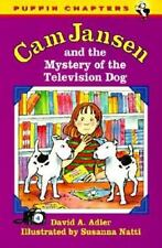 CAM Jansen and the Mystery of the Television Dog (Cam Jansen (Quality))