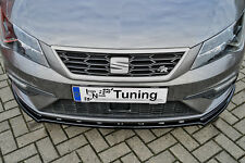 Spoilerschwert Frontspoiler ABS Seat Leon 5F Facelift FR Cupra ABE Sonderaktion
