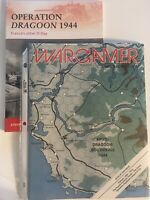 Wargamer Magazine #60 and Game Anvil-Dragoon: Southwall + Osprey Book Unpunched