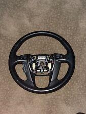 2012 2013 2014 2015 Honda Pilot Black Steering Wheel OEM