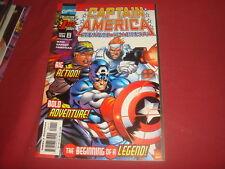 CAPTAIN AMERICA : SENTINEL OF LIBERTY #1  Marvel Comics  NM 1998