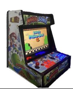 bartop Cabinato arcade kit  Per Schermo 17/19 / 20Pollici
