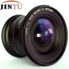 Jintu 15mm f/4.0 Fisheye Lens for Canon 5D III 7D II 5D II 7D 70D 100D 6D 80D