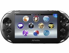 BRAND NEW ! SONY PS Vita PCH-2000 ZA11 Black Console Wi-Fi from JAPAN Unopened