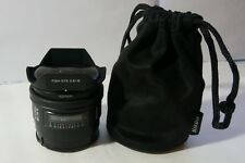 Sony FISHEYE 16mm f/2.8 AF SAL Lens MINT+
