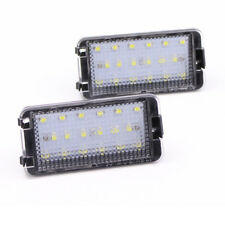 LED Number License Plate Light For Seat Leon Altea Arosa Cordoba Ibiza Toledo