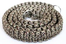 NEW CAMOUFLAGE BEIGE PARACORD CAMERA NECK STRAP DSLR MIRRORLESS SONY CANON NIKON