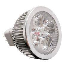 SODIAL(R)4 * 1W GU5.3 MR16 12V Warmweiss LED-Licht Lampe Birne Scheinwerfer GY