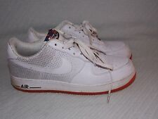 NIKE Air Force 1 Low 318775-112 FUTURA Be True Basketball Sneakers Size 10.5