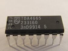 2 Stück TDA4665V5 Philips Baseband Delay Line