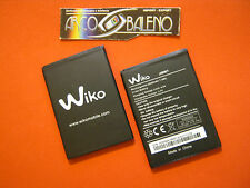 BATTERIA ORIGINALE 2000MAH PER WIKO JIMMY LITIO S4300E MOBILE RICAMBIO 7.4WH