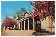 Missouri Botanical Garden St. Louis, Missouri Henry Shaw Chrome Postcard Unused