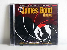 CD ALBUM JAMES BOND Themes Hollywood studio orchestra BO Film OST PYCD 745