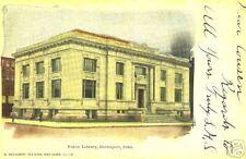 Davenport,Ia. The Public Library 1907