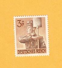 Nazi Germany PLATE FLAW Light Shade Under Brim Hat  RAD Michel 850 VLH   C